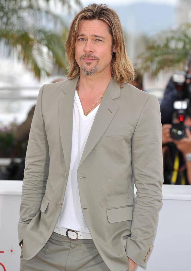 Brad Pitt, ¿tú por aquí?