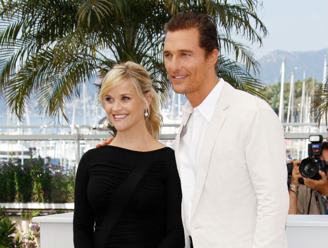 Reese Witherspoon Matthew McConaughey