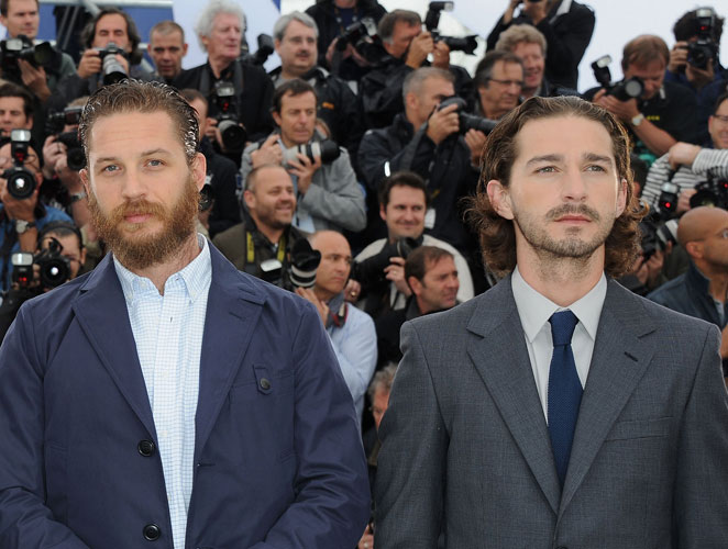 Tom Hardy Shia Labeouf