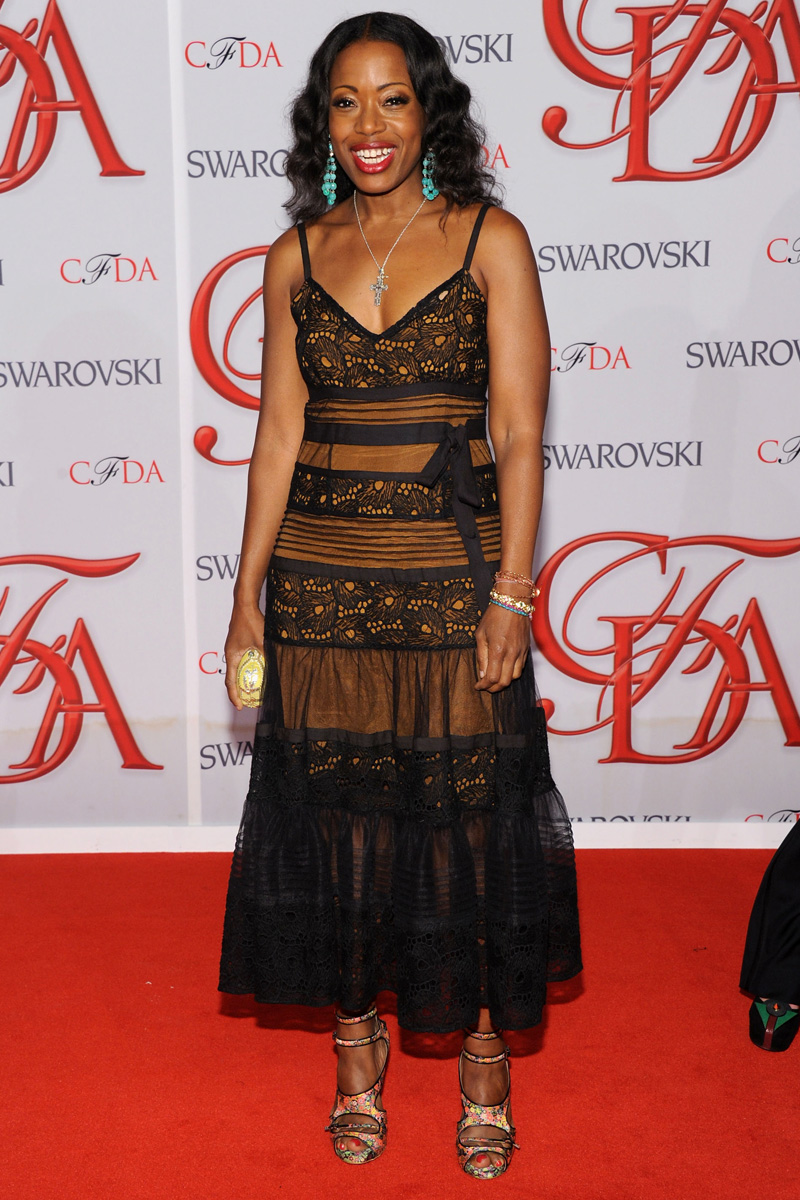 Tracy Reese CFDA