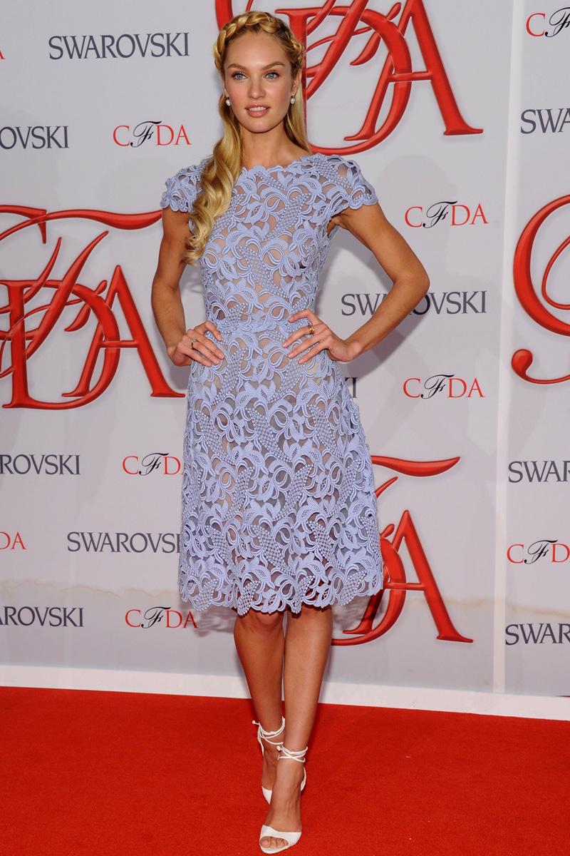 Candice Swanepoel CFDA