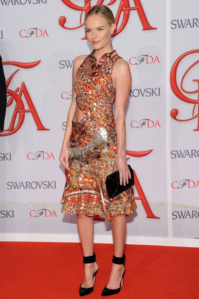 Kate Bosworth CFDA Fashion Awards