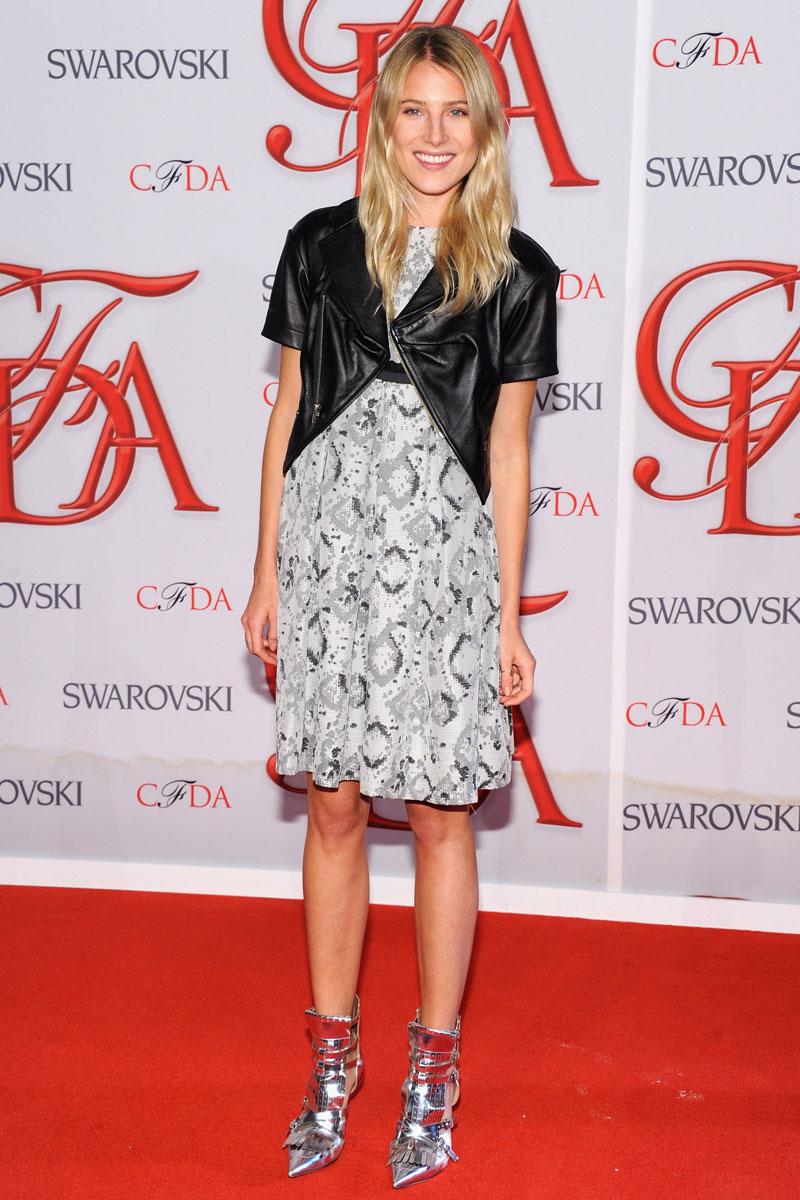 Dree Hemingway CFDA Fashion Awards
