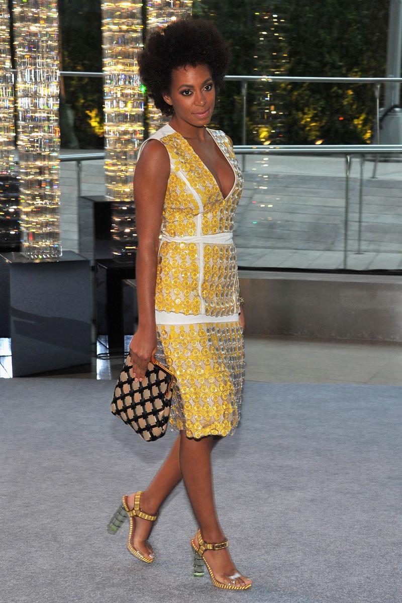Solange Knowles CFDA Fashion Awards