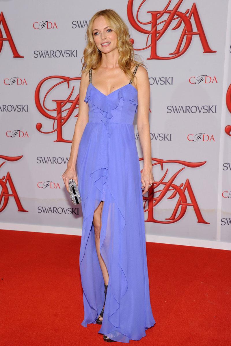 Heather Graham CFDA Fashion Awards