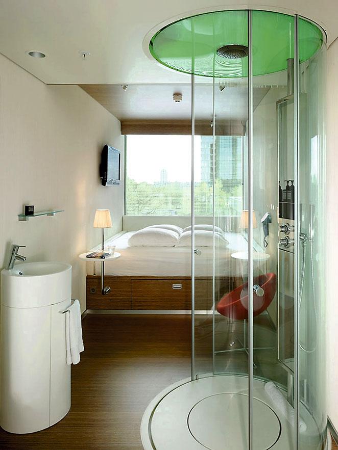 Hotel minimalista