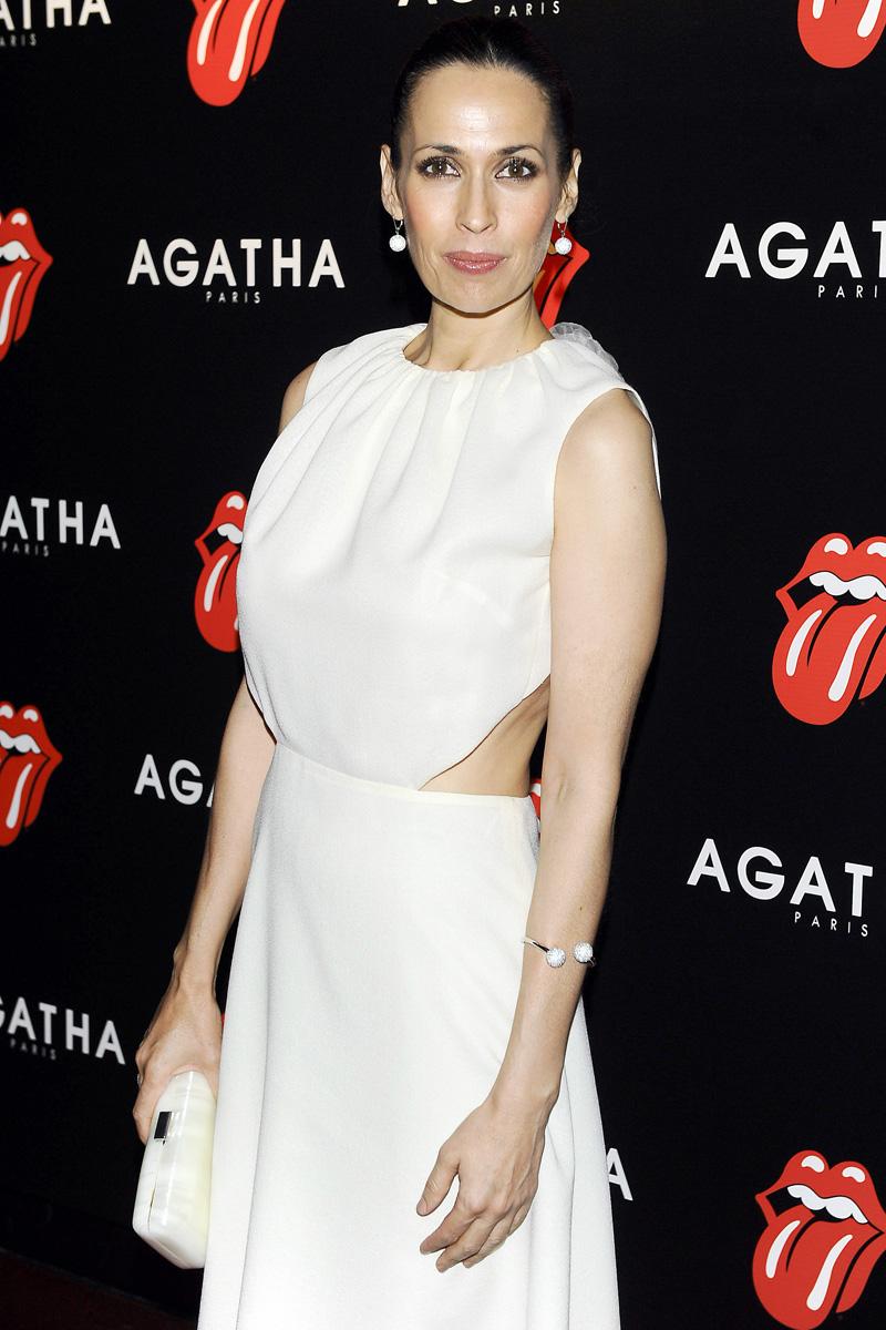 Mientras dormias Agatha celebraba el 50 cumpleaños del grupo Rolling Stonecon su colección más rockera