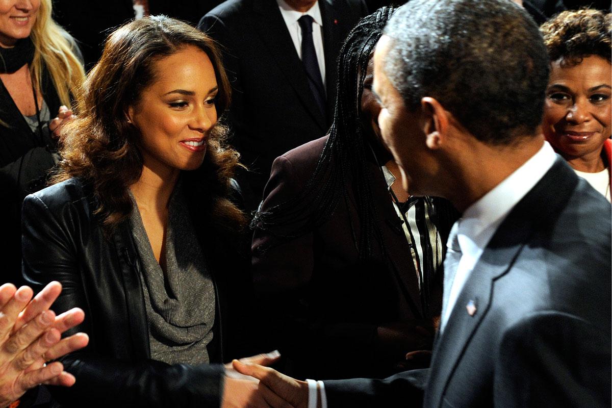todas las mujeres del presidente