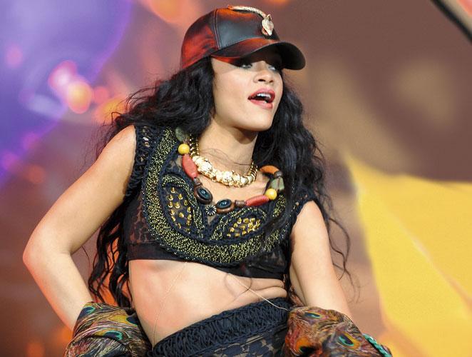 ¿Quién quiere vestir como Rihanna?