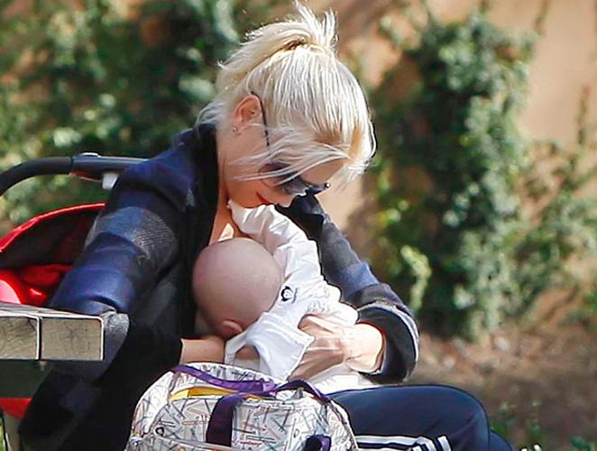 Gwen Stefani pecho