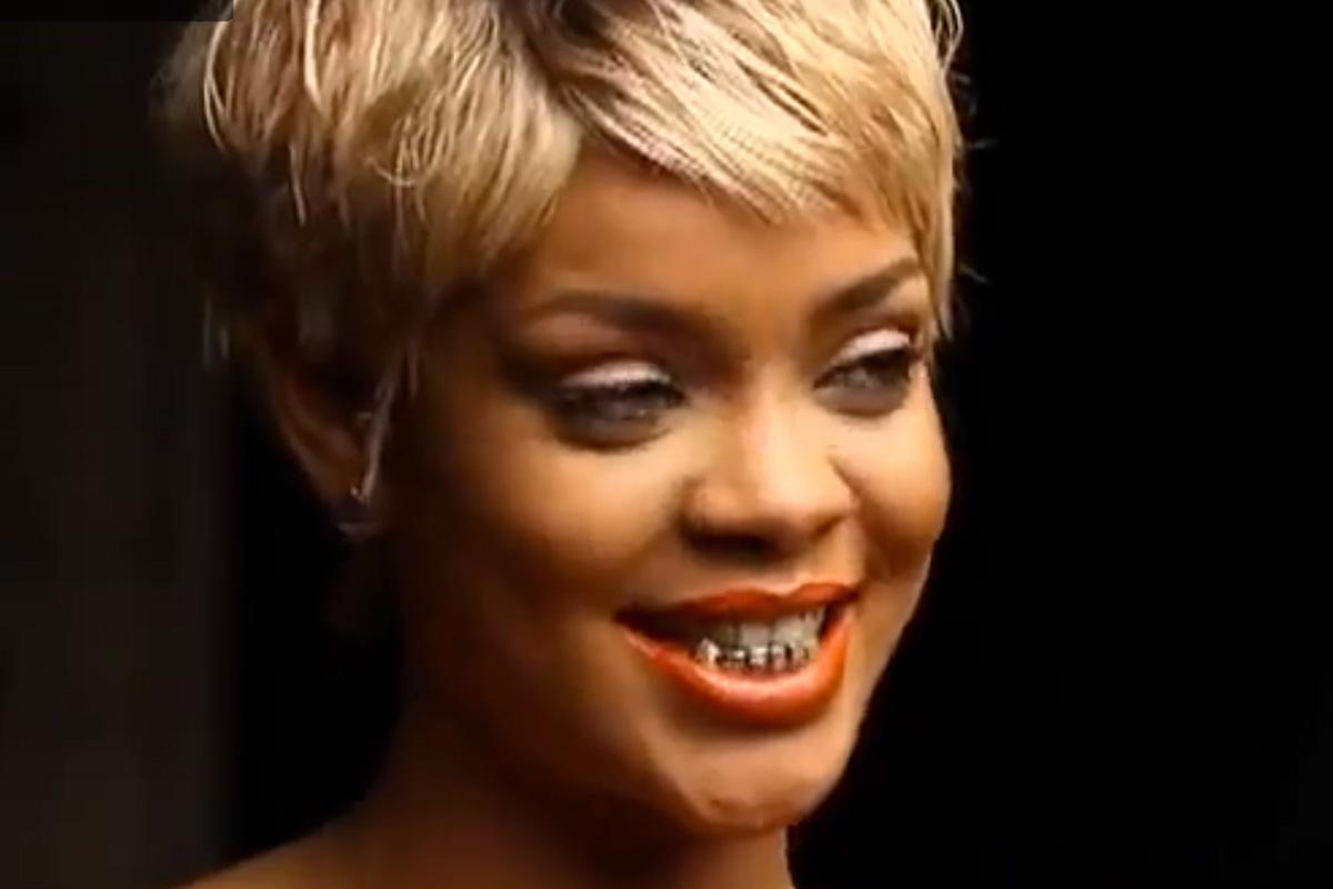 Rihanna Grill