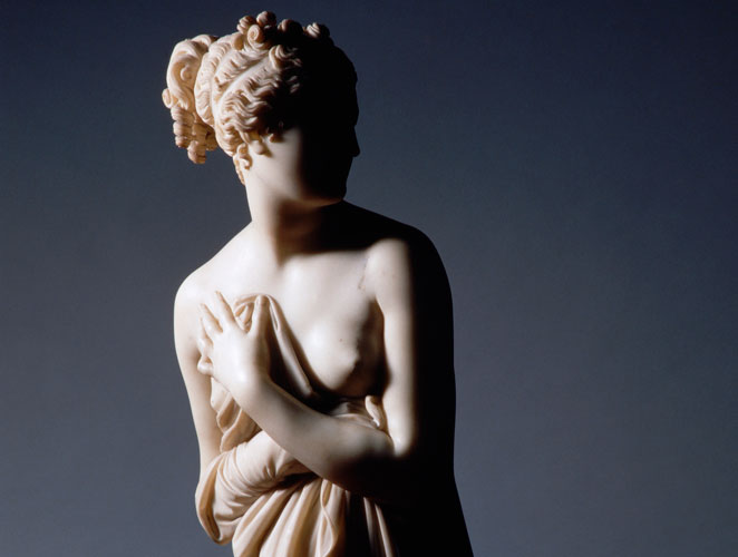 Estatua pudor