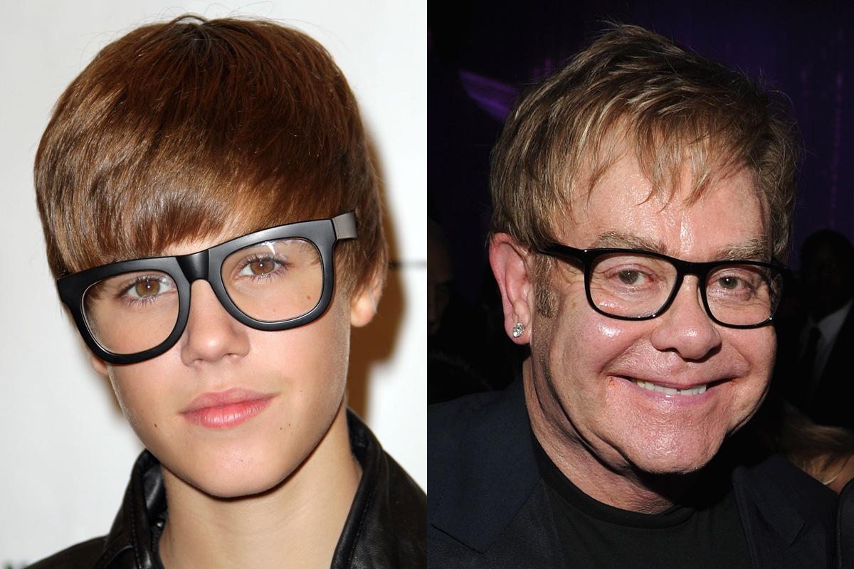 ¿Cómo serán las celebrities dentro de unos años?