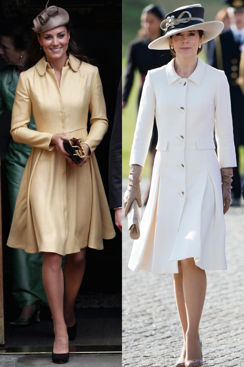 Kate Middleton Mary Donaldson