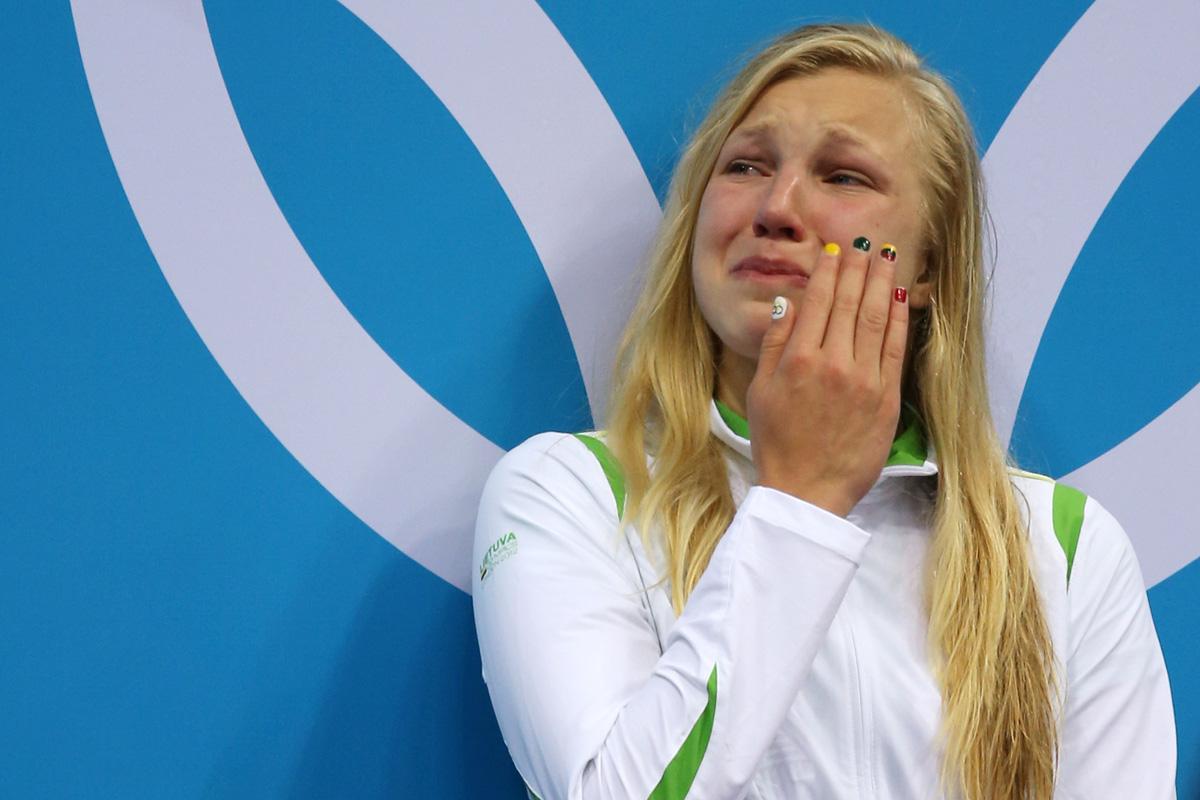 Los Juegos desatan las emociones en las pistas