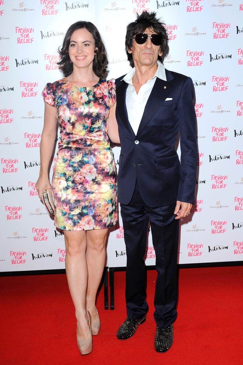 Mientras dormías: las celebrities con espíritu olímpico y solidario cenaron en Londres