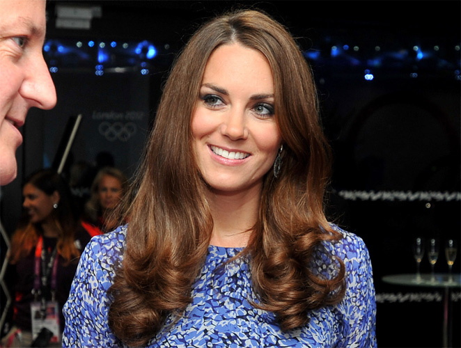 Kate Middleton Whistles