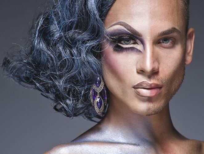 Cuando el maquillaje es la inspiración