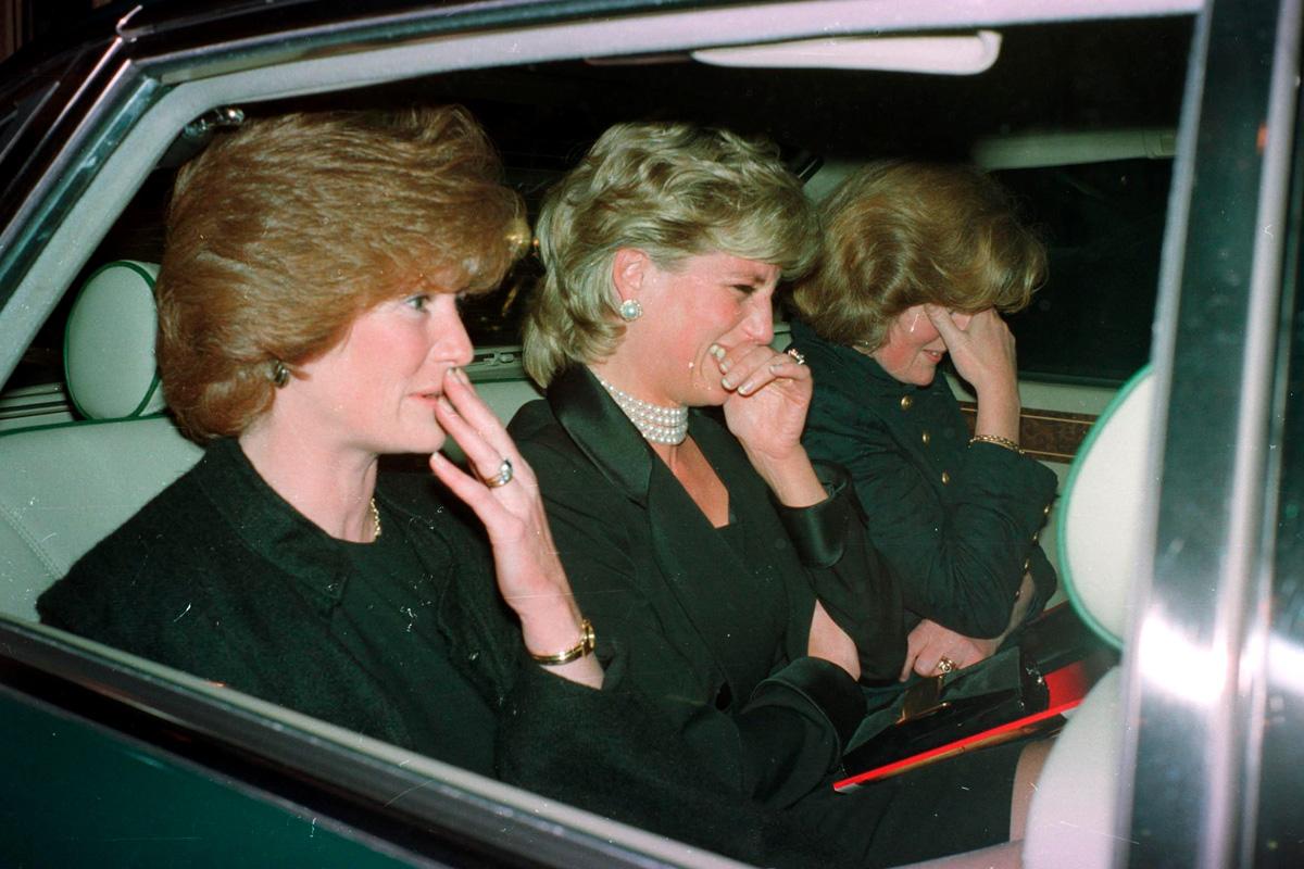 Diana De Gales Revive En 60 Im 225 Genes Celebrities S