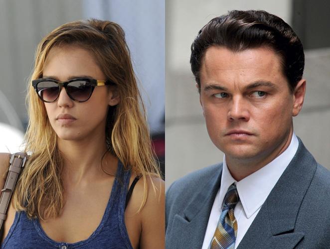 Jessica Alba Leonardo DiCaprio