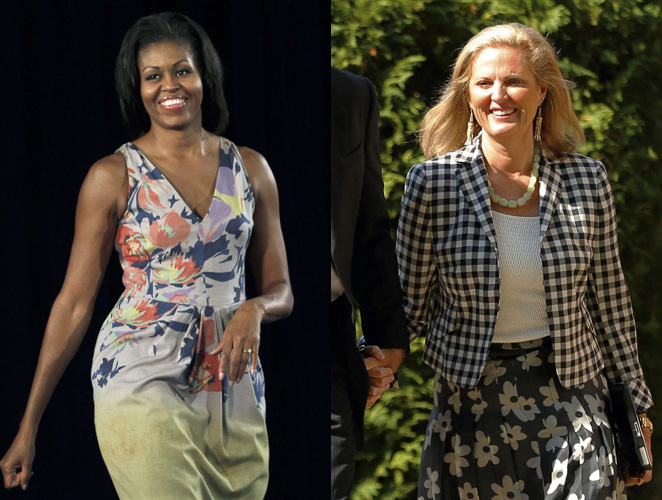 Michelle Obama Ann Romney
