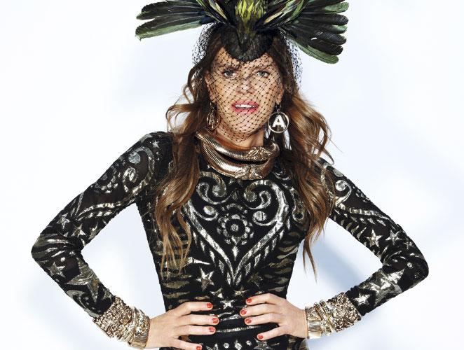 Anna Dello Russo, la mujer espectáculo de la moda