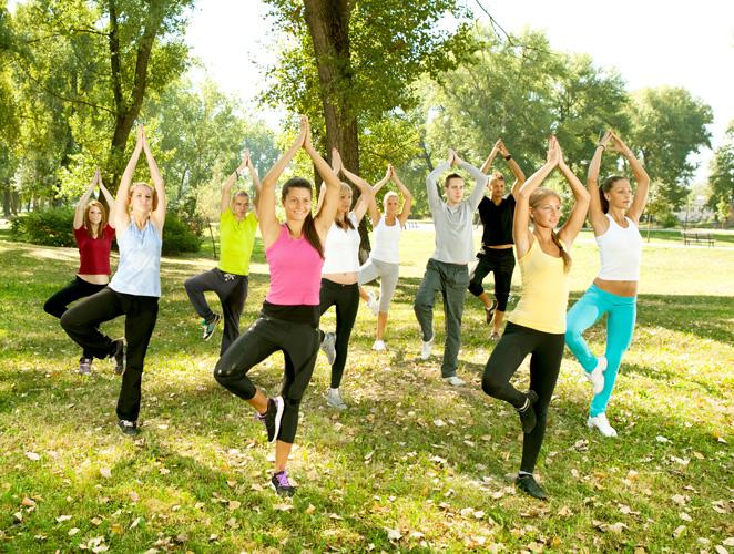 """""""El yoga es un antídoto natural contra la ansiedad y el miedo"""""""