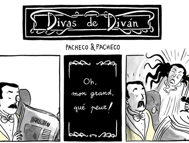 Divas de Diván