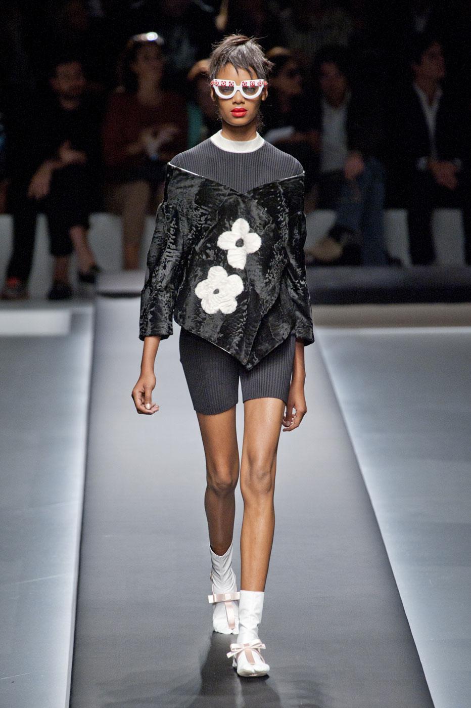 la colección primavera verano 2013 de Prada