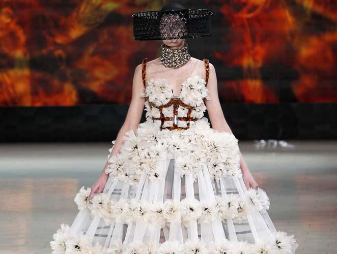 Érase una vez… Los dulces sueños de Sarah Burton para Alexander McQueen