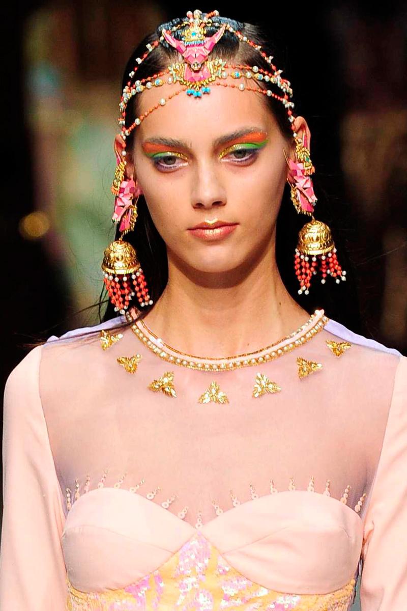 El maquillaje de la Paris Fashion Week para la próxima primavera que podrías llevar ahora