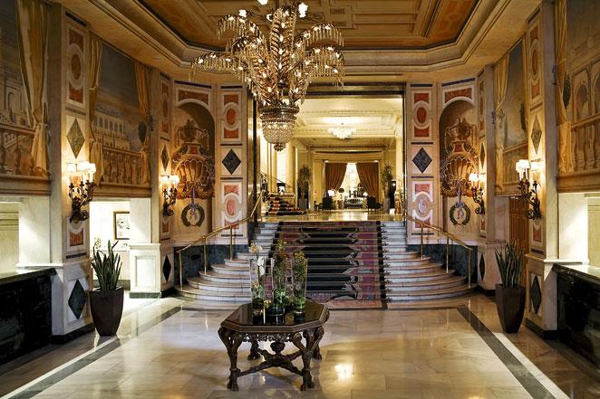 Hoteles para desfilar