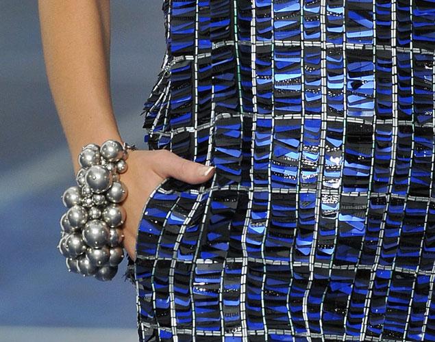 Manicura francesa Chanel