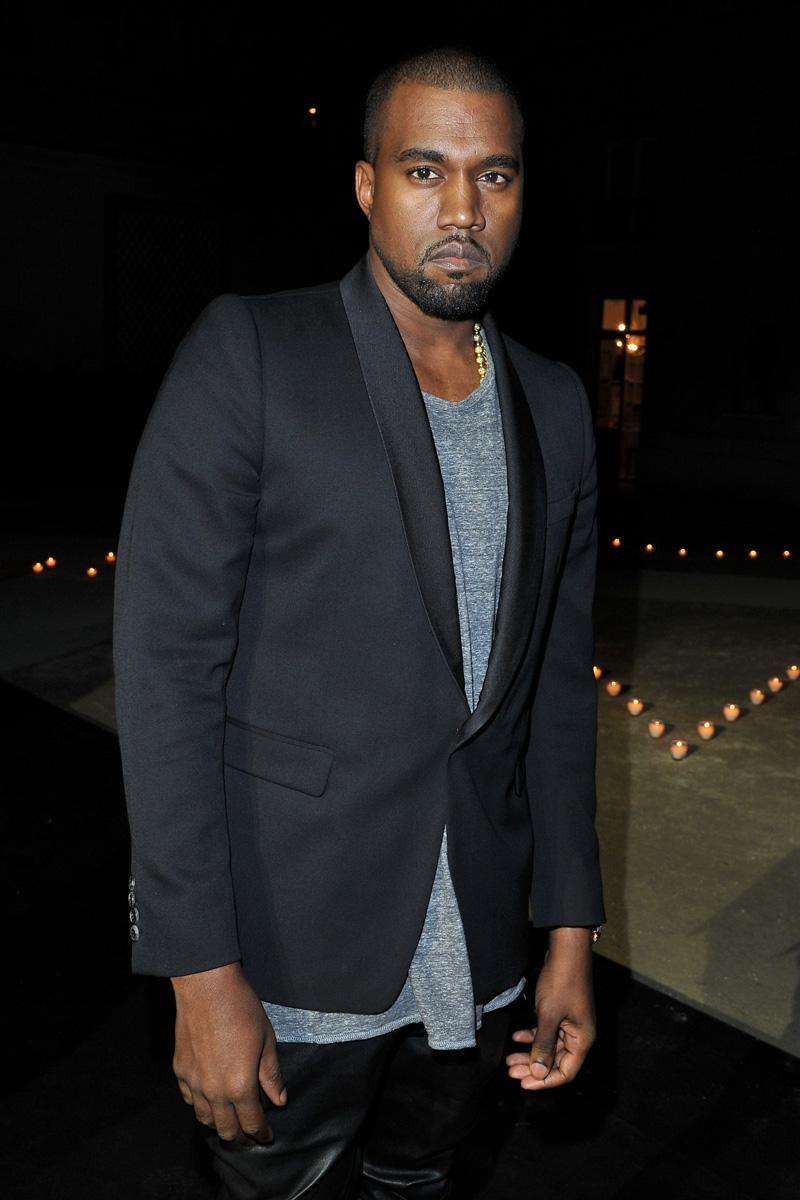 Kanye West París