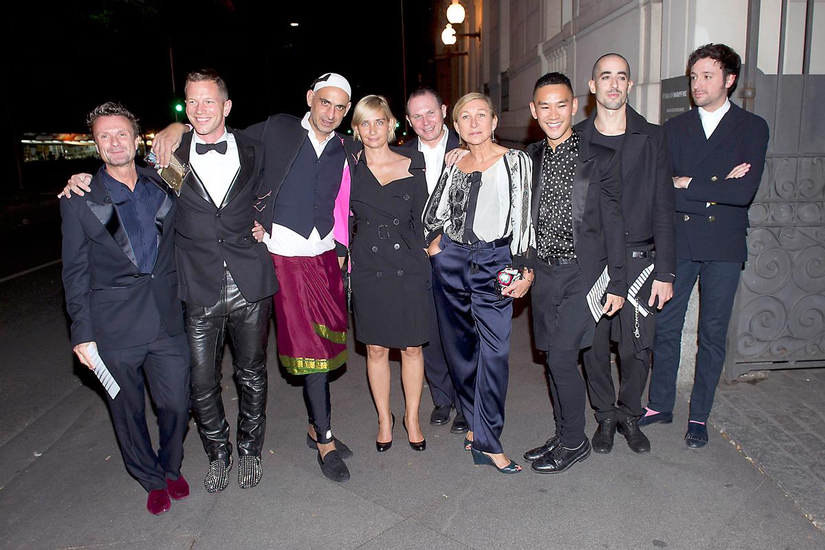 Mientras dormías: Jean Paul Gaultier llenó Madrid de excentricidad parisina