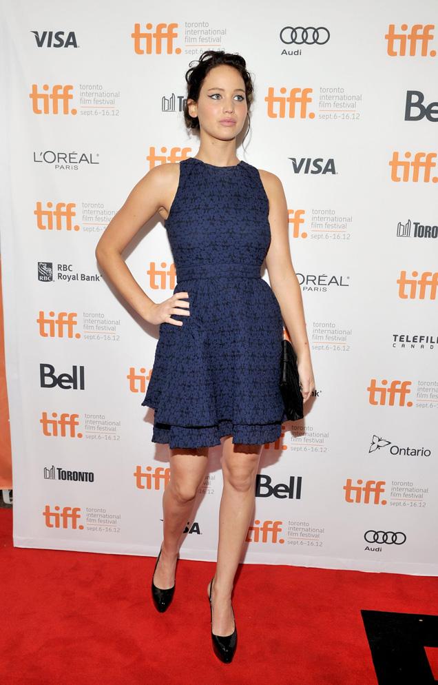 Jennifer Lawrence o cómo Raf Simons ha escogido a la vecina de al lado como imagen de Dior