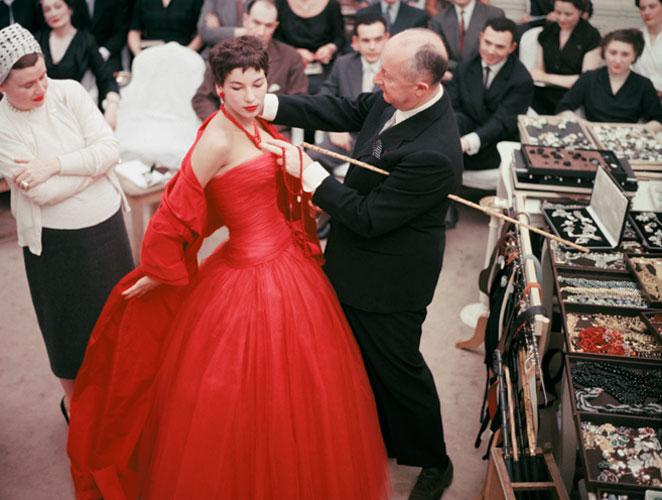 Dior, cuando la alta costura se hace joya