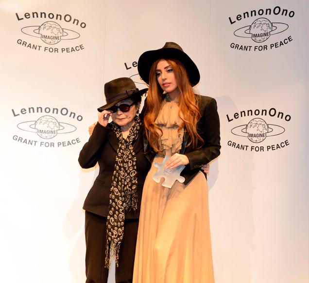 Lady Gaga Yves Saint Laurent