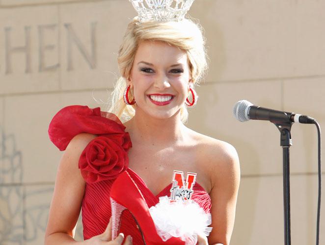 Miss América quiere la 'corona' presidencial