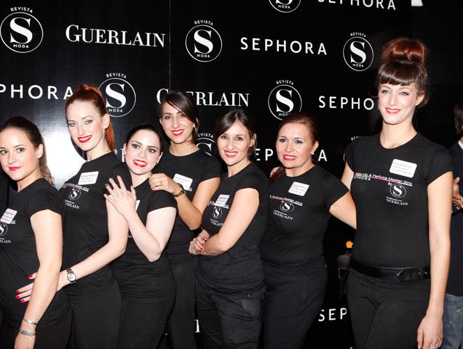 Sephora, Guerlain y S Moda se van de fiesta en Barcelona