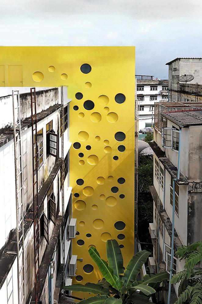 El estudio de arquitectura Spark