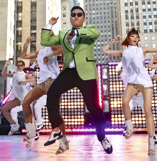 Gangnam Style de Psy