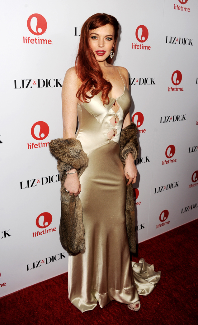 Liz Taylor no va a salvar la carrera de Lindsay Lohan