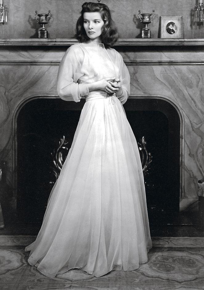 Las claves de estilo de Katharine Hepburn   Actualidad