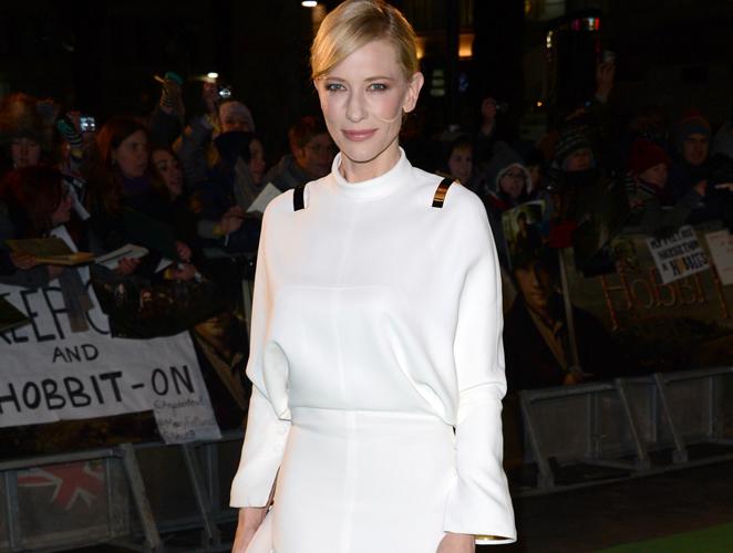 Vota el look: el vestido minimalista de Cate Blanchett