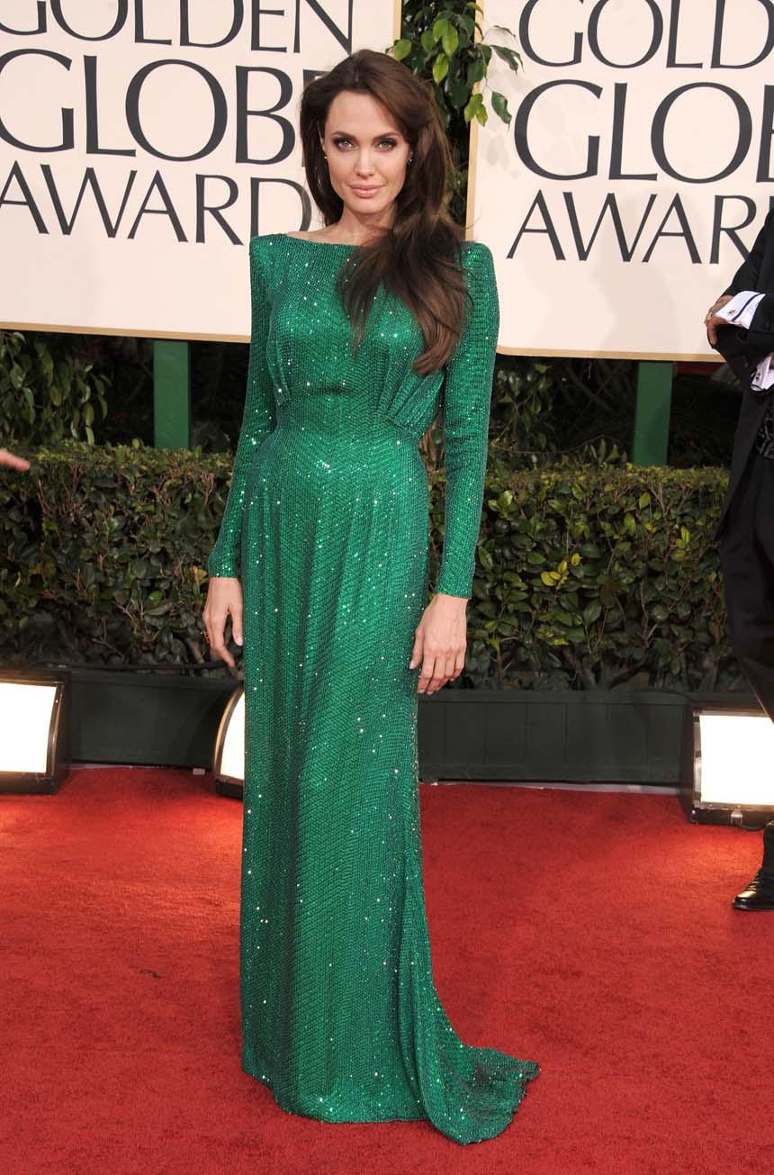 los más bellos vestidos de la historia de los globos de oro