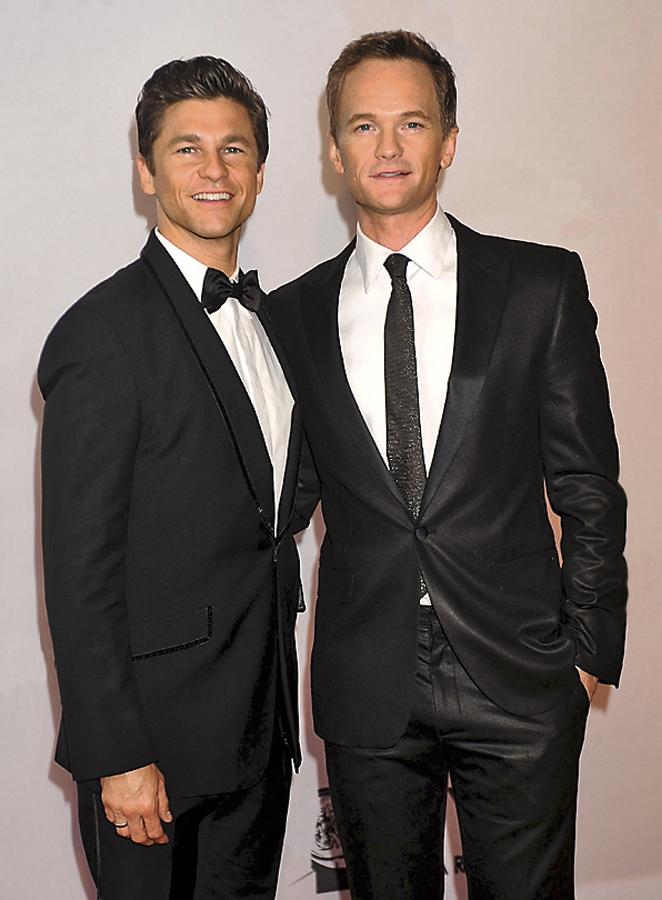 Celebrities gais