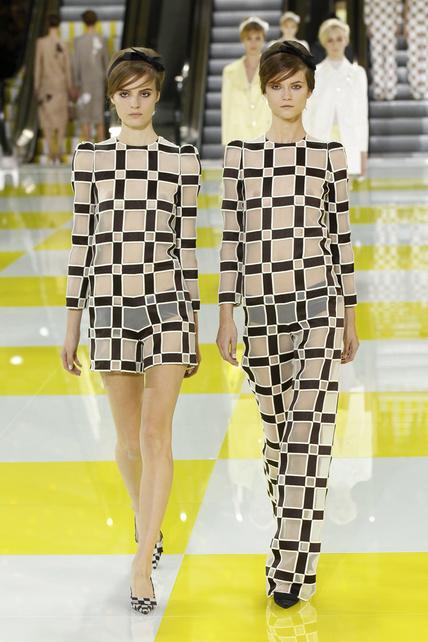 El juego de Damas de Louis Vuitton el preferido de las celebrities