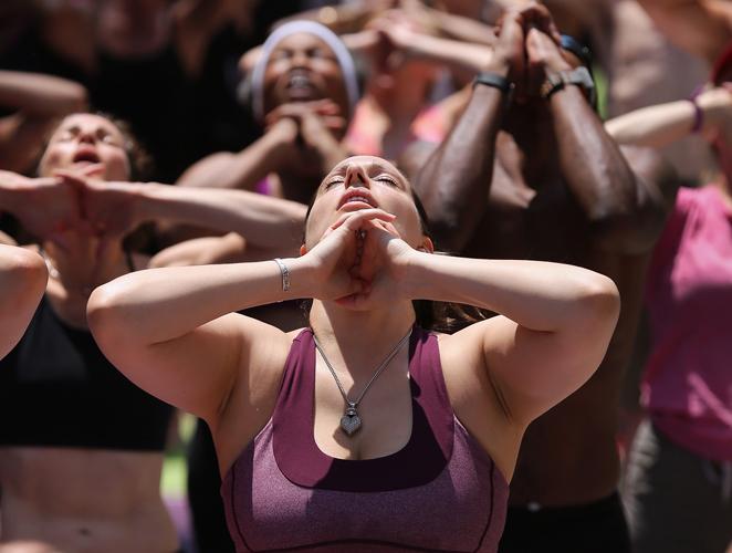 Bajar de peso con yoga bikram