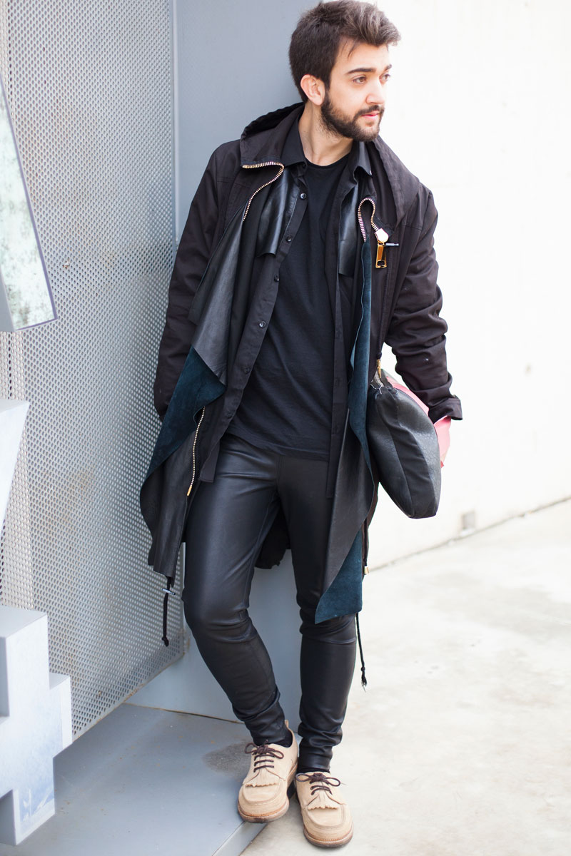 el dress code de la calle
